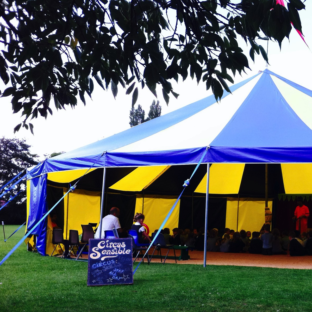 Circus Big Top Days for Schools and Events, Nationwaide